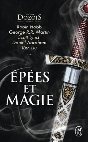 Couverture Épées et magie