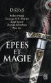 Couverture Épées et magie Editions J'ai Lu (Fantasy) 2021