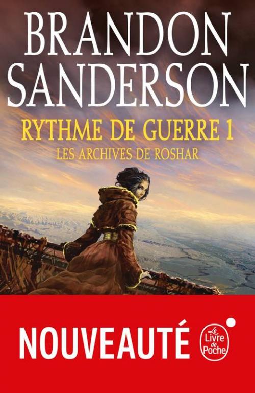 Couverture Les archives de Roshar, tome 7 : Rythme de Guerre, partie 1
