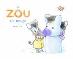 Couverture Le zou de neige Editions L'École des loisirs 2020