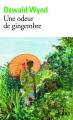 Couverture Une odeur de gingembre Editions Folio  2014