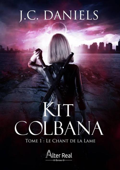 Couverture Kit Colbana, tome 1 : Le Chant de la lame