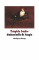 Couverture Mademoiselle de Maupin Editions L'École des loisirs (Classiques abrégés) 2011