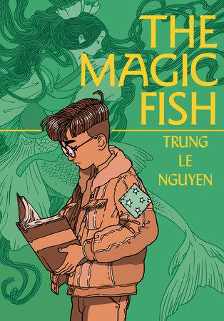 Couverture The Magic Fish