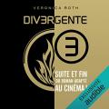 Couverture Divergent / Divergente / Divergence, tome 3 : Allégeance / Au-delà du mur Editions Audible studios 2000
