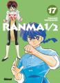 Couverture Ranma 1/2, revue et augmentée, tome 17 Editions Glénat (Shônen) 2021
