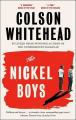 Couverture Nickel Boys Editions Fleet 2020
