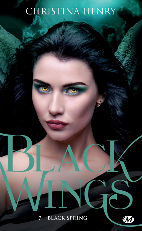 Couverture Black wings, tome 7 : Black spring