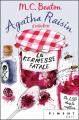 Couverture Agatha Raisin enquête, tome 19 : La kermesse fatale Editions France Loisirs (Piment - Noir) 2020