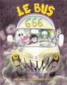 Couverture Le bus 666 Editions Thierry Magnier 2020