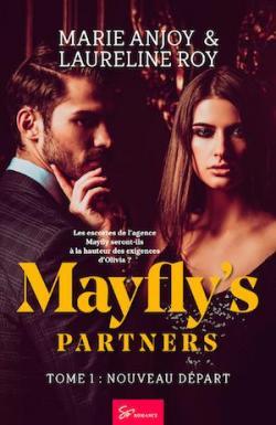 Couverture Mayfly's Partners, tome 1 : Nouveau départ