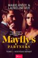 Couverture Mayfly's Partners, tome 1 : Nouveau départ Editions So romance 2021