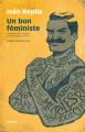 Couverture Un bon féministe Editions Actes Sud 2021