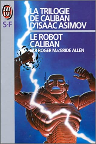 Couverture Le Robot Caliban