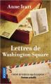 Couverture Lettres de Washington Square Editions Pocket 2021