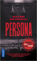 Couverture Persona  Editions Pocket 2021