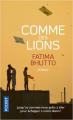 Couverture Comme des lions Editions Pocket 2021