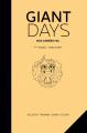 Couverture Giant Days, tome 03  : Giant Days – 1ère Année : Printemps  Editions Akileos 2020
