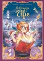 Couverture Le grimoire d'Elfie, tome 1 : L'Île presque Editions Drakoo 2021