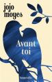 Couverture Avant toi, tome 1 Editions Hauteville 2020