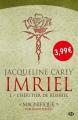 Couverture Imriel, tome 1 : L'Héritier de Kushiel Editions Milady (Fantasy) 2018