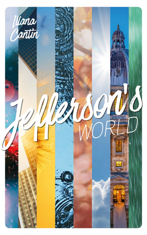 Couverture Jefferson's world, tome 1