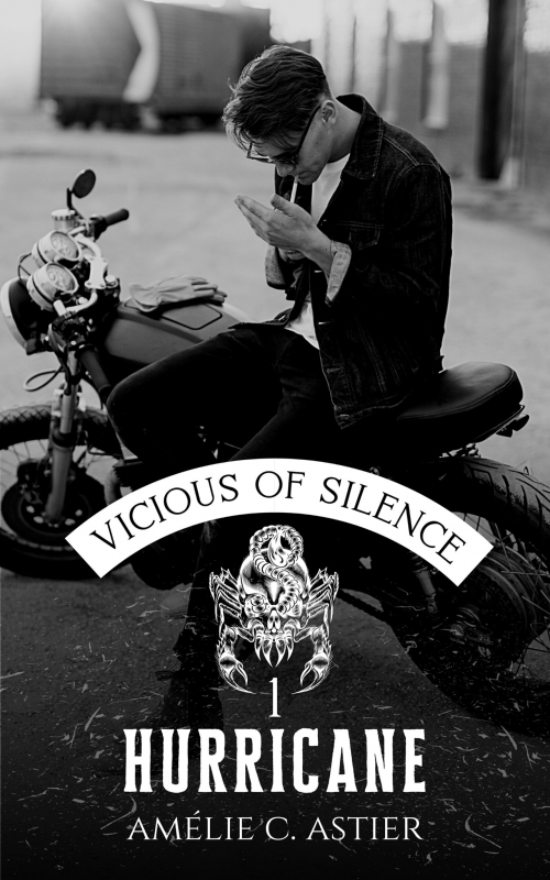 Couverture Vicious of Silence, tome 1 : Hurricane