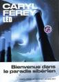 Couverture Lëd Editions Les arènes (Equinox) 2021