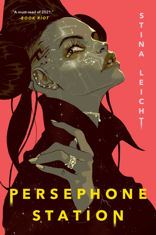 Couverture Persephone Station