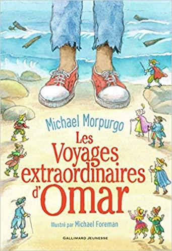 Couverture Les voyages extraordinaires d'Omar
