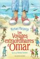 Couverture Les voyages extraordinaires d'Omar Editions Gallimard  (Jeunesse) 2021
