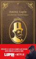Couverture Arsène Lupin gentleman cambrioleur Editions Hachette 2021