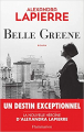 Couverture Belle Greene Editions Flammarion 2021