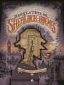 Couverture Dans la tête de Sherlock Holmes, tome 1 : L'Affaire du Ticket Scandaleux Editions Ankama 2020