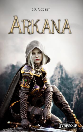 Couverture Arkana