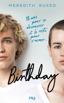 Couverture Birthday