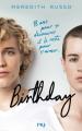 Couverture Birthday Editions Pocket (Jeunesse) 2021
