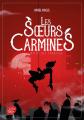 Couverture Les Soeurs Carmines, tome 1 : Le Complot des corbeaux Editions Le Livre de Poche (Jeunesse) 2021