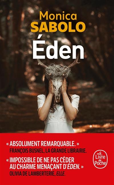 Couverture Éden