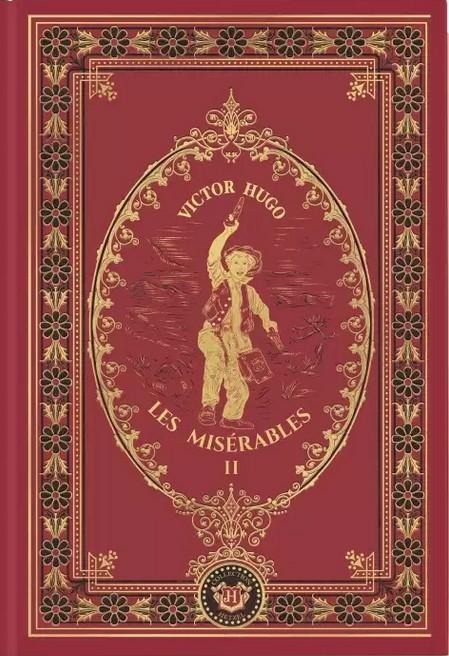 Couverture Les Misérables (5 tomes), tome 2