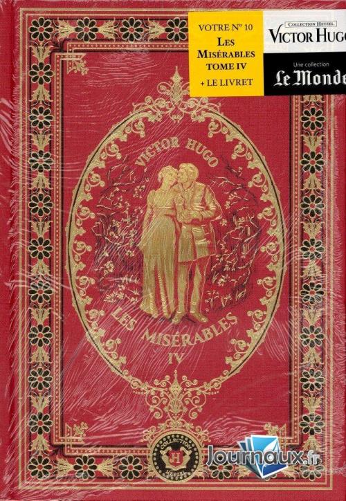 Couverture Les Misérables (5 tomes), tome 4
