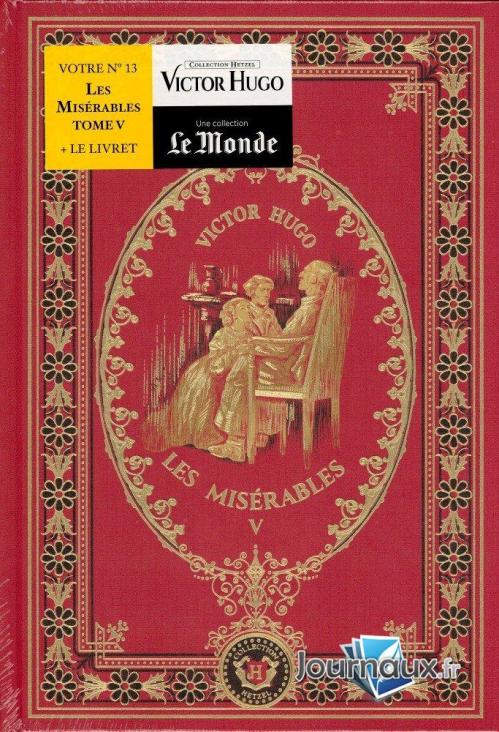 Couverture Les Misérables (5 tomes), tome 5
