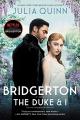 Couverture La chronique des Bridgerton, tome 1 : Daphné et le duc Editions Avon Books 2020
