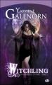 Couverture Les Soeurs de la lune, tome 01 : Witchling Editions Milady 2009