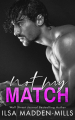 Couverture The Game Changers, book 2: Not my match Editions Montlake 2021