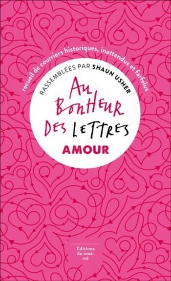 Couverture Au bonheur des lettres : Amour