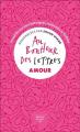 Couverture Au bonheur des lettres : Amour Editions du Sous-sol 2020
