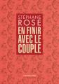 Couverture En finir avec le couple Editions La Musardine 2020