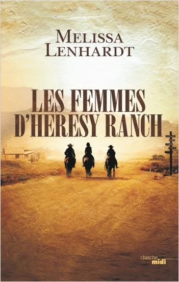 Couverture Les femmes d'Heresy Ranch
