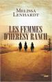 Couverture Les femmes d'Heresy Ranch Editions Cherche Midi 2021